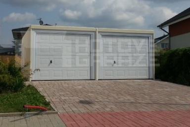 betonova garaz rekers